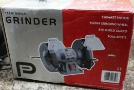 150 Watt Bench Grinder Power Tools
