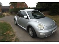 Volkswagon Beetle 1.6, Years MOT, Immaculate throughout, Part service history.