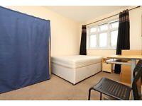 🆕DOUBLE SINGLE USE IN 3 BED FLAT IN WESTFERRY ALL INCLUDED -ZERO DEPOSIT APPLY- Pinefield