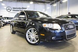 2007 Audi S4 V8 4.2 Two Tone Leather