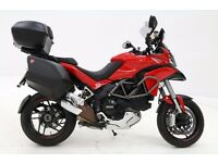 SOLD SOLD SOLD!!! Ducati Multistrada 1200S GT (2014)--- Black Tag Event!!!