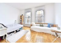 YORK WAY, N1: EXCELLENT STUDIO, FULL KITCHEN, FURNISHED, LOTS OF NATURAL LIGHT, PRIVATE BATHROOM