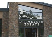 Family 5* fun at Drimsynie.Great value 'starter' homes,food,drink,walks,entertainment,swim,fish....