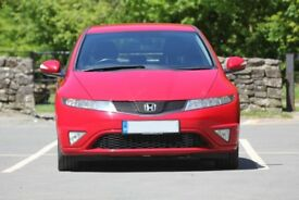 New Lower Price Honda Civic 1.8 SI i-Vtec 5dr Manual Petrol PRICE IS NEGOTIABLE