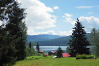 For Sale: Crooked Lake Resort - Cariboo BC Canada