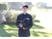 Experienced Young Wedding Videographer - Over 10 Weddings