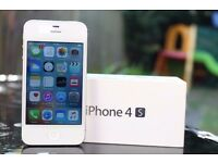 iPhone 4S 8Gb White on Vodafone/Lebara/TalkTalk 4