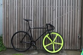 Special Offer GOKU CYCLES Steel Frame Single speed road bike TRACK bike fixed gear fixie bike D9