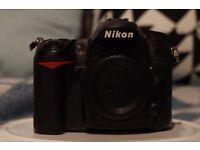 Good condition Nikon D7000 / Camera lenses