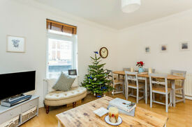 LOVELY 2 DOUBLE BEDROOM FLAT/ BRIGHT RECEPTION/STYLISH KITCHEN/BATHROOM/WOODEN FLOORS