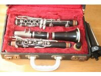 Boosey & Hawkes Marlborough wooden Bb clarinet