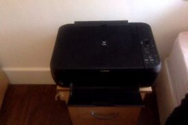 Canon Pixma MP282 Ink Jet Printer/Scanner (+ 2 free ink cartridges and photo paper)