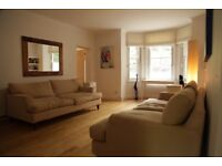Well presented large one bedroom garden flat in the heart of Abbeville Village (Clapham South)