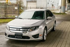 2012 Ford Fusion SE  LANGLEY LOCATION