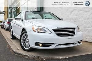 2012 Chrysler 200 Limited*CUIR*NAV* 80.65$/SEM
