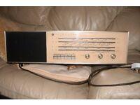 Vintage PYE Cambridge radio