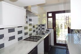 FULLY REFURBISHED 3 Bedroom house with 2 receptions to rent in Burnt Oak HA8
