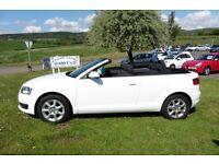 Audi A3 TFSI (white) 2011