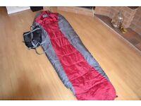 Sleeping bag / code 8/