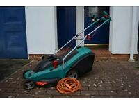 Bosch Rotak 43 Ergoflex, 1800W, 50l lawnmower