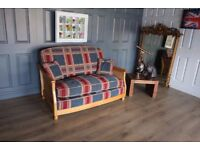 ERCOL Bergere 2 seater sofa RRP £3000 when new