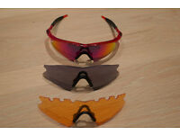 Oakley M-Frame Sunglasses (Road Cycling)