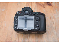 Nikon D800 - in great condition