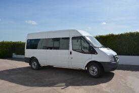Excellent Ford Transit Minibus - 15 seater - Full 12 months PSV