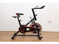 JLL - IC200 Exercise Bike Red - Ex Showroom Model - Collection Only -REDUCED PRICE