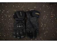 Spada Force 2 motorcycle gloves