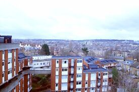 GREAT TWIN ROOM TO RENT WITH A BEAUTIFUL VIEW IN LONDON CLOSE TO TUFNELL PARK TUBE STATION. 203B