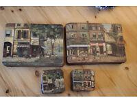 Pimpernel placemats & coasters