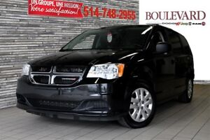 2016 Dodge Grand Caravan SXT STOW N GO SXT BLUETOOTH