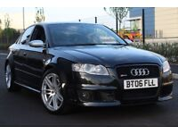 Audi RS4 Saloon 4.2 Quattro 4dr, STOLEN RECOVERED NOT DAMAGED