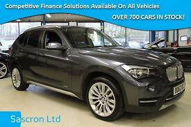 BMW X1 XDRIVE18D XLINE (space grey metallic) 2012