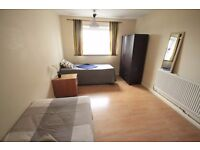 HUGE TWIN ROOM IN MORNINGTON CRESCENT, AVAILABLE AT THE END OF AUGUST! REF: 60D