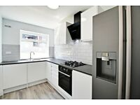 ** STAMFORD HILL** NEWLY REFURBISHED ONE BEDROOM FLAT WITH PARKING AND COMM GARDEN AVAILABLE NOW **