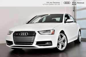 2014 Audi S4 PROMO 3.0 TFSI PROGRESSIV ! NOUVEL ARRIVAGE !