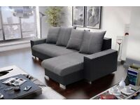 Corner sofa bed sofa bed UK STOCK 1-5 DAY DELIVERY