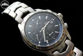 Tag Heuer Link Chronograph Automatic CJF2114 (2007)