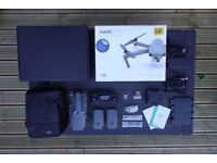 DJI Mavic Pro Fly More Combo - Perfect condition plus some extra freebies!
