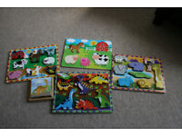 Wooden jigsaws for sale