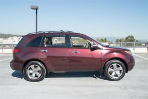 2007 Acura MDX Elite Package! 4 To Choose From!