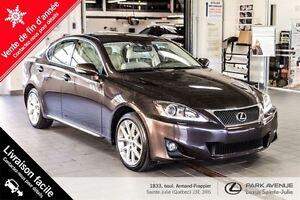 2012 Lexus IS 350 * Seulement 126$/sem garantie 3/60*