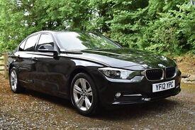 BMW 3 SERIES 2.0 320d Sport 4dr FSH, 12 Months MOT, Like New