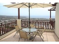 Cyprus, Paphos 2 bedroom apt with beautyful sea view