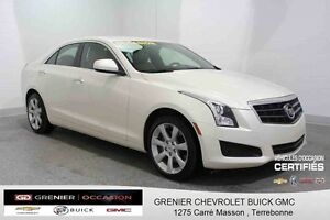 2013 Cadillac ATS SEDAN AWD Turbo