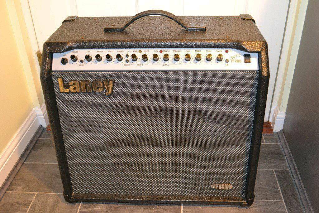 Laney TF200 65 watt hybrid valve amp | in Childwall