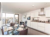 MODERN 1 BED, DESIGNER FURNISHED, PRIVATE BALCONY IN Regent Canalside, Camden Road, Camden Town NW1