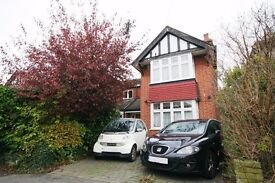 4 BED HOUSE close to NORTH HARROW tube station. OFF-STREET parking available MID DECEMBER